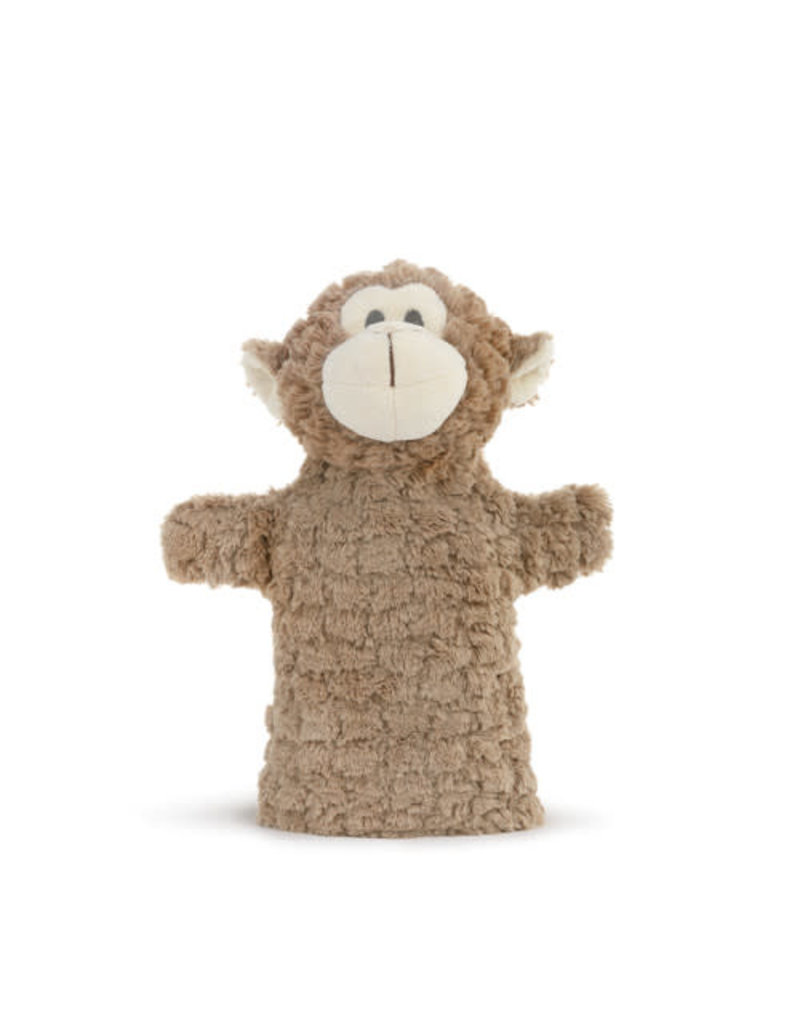 Demdaco Hand Puppet Maxwell the Monkey