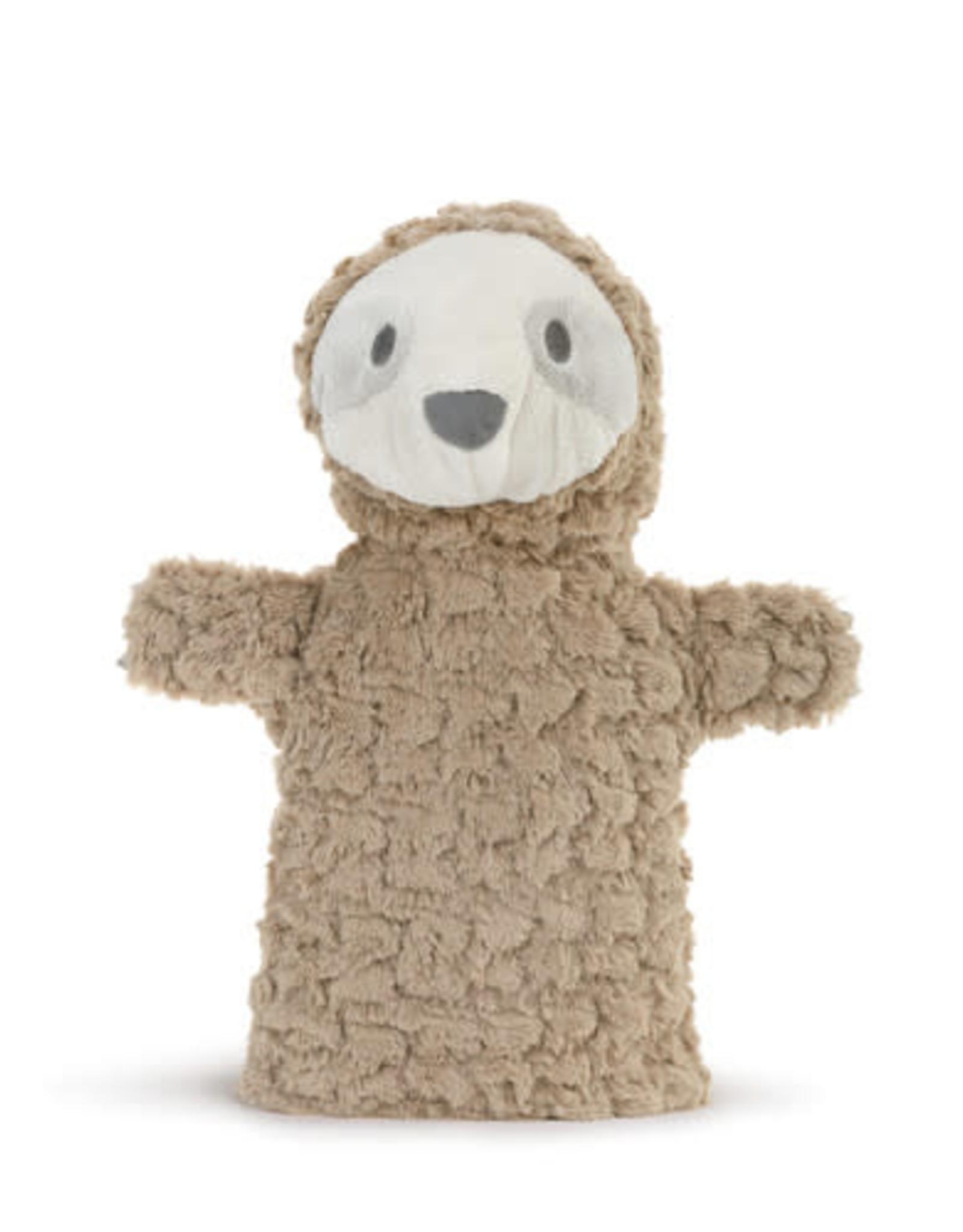 Hand Puppet Sebastian the Sloth