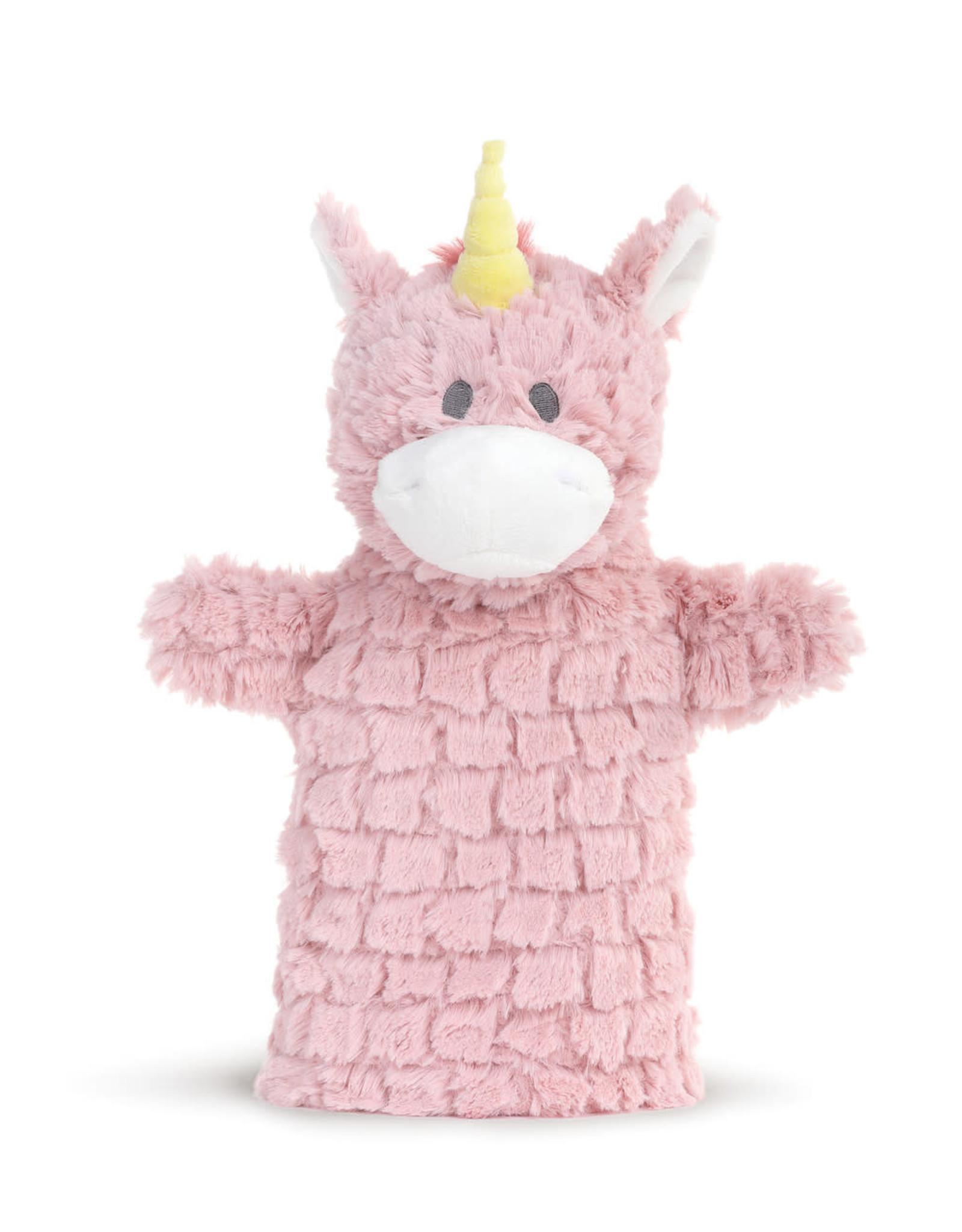 Hand Puppet Sparkles the Unicorn