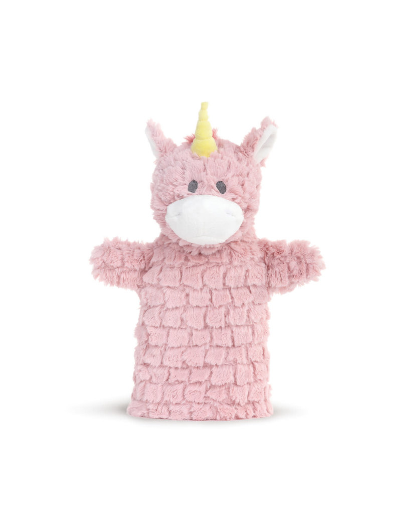 Demdaco Hand Puppet Sparkles the Unicorn