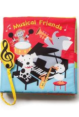 Fun with Sound Book Musical Friends