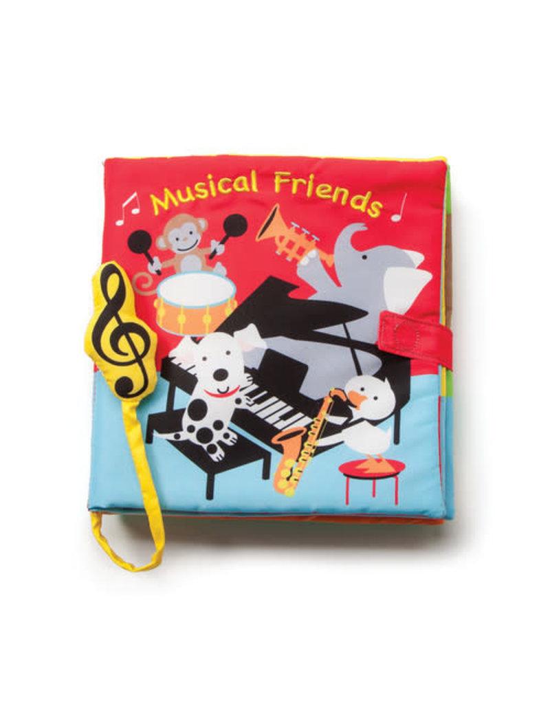 Demdaco Fun with Sound Book Musical Friends