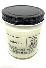 JKM Soy Candles Michigan Inspired Scents Candle Vernor's
