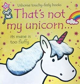 Usborne Books That's Not My Unicorn Book