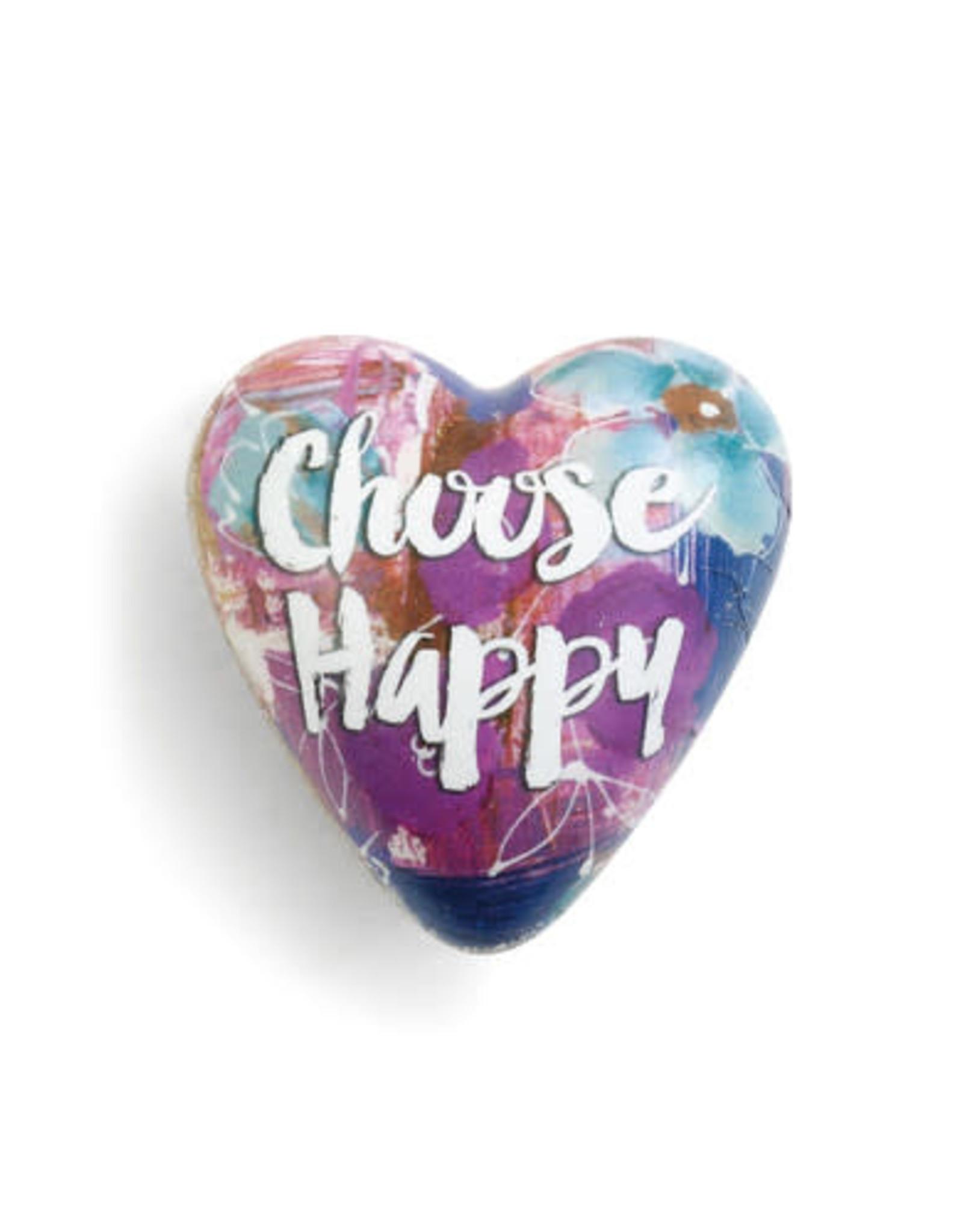 Art Heart Token Choose Happy