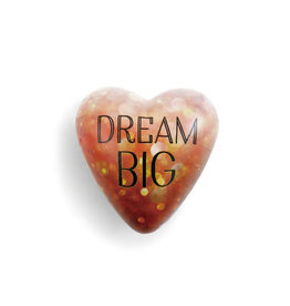 Demdaco Art Heart Token Dream Big