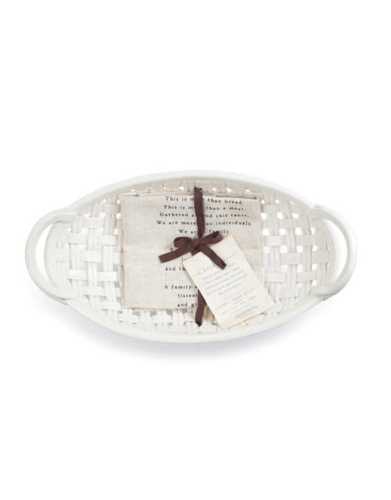 Demdaco Gatherings Bread Basket