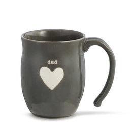 Mug Dad Heart