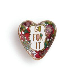 Art Heart Token Go For It