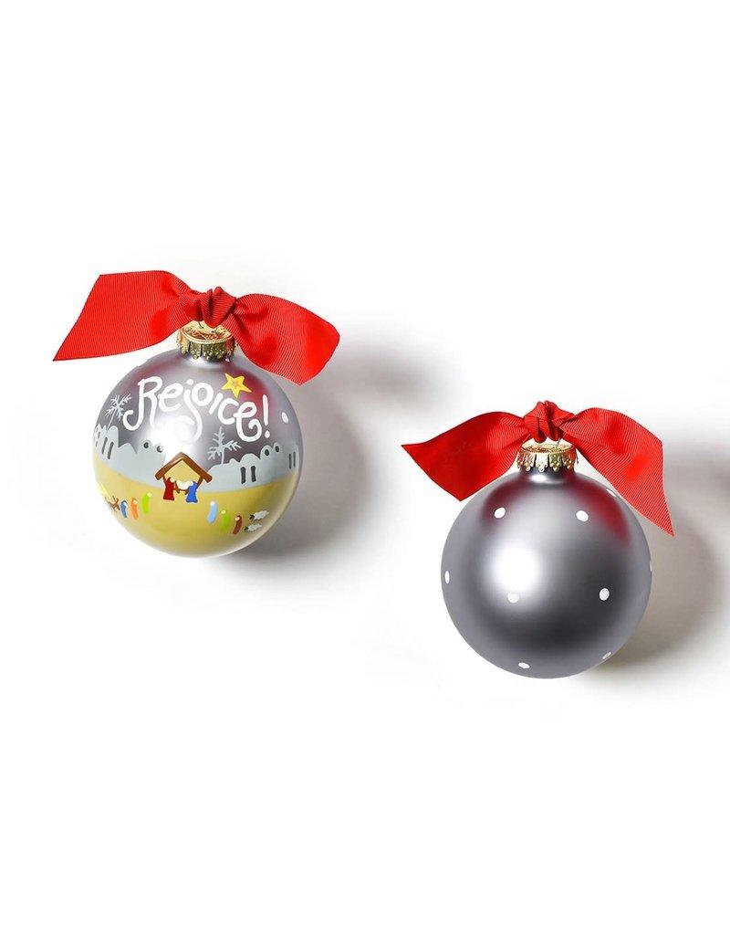 Ornament Rejoice Nativity
