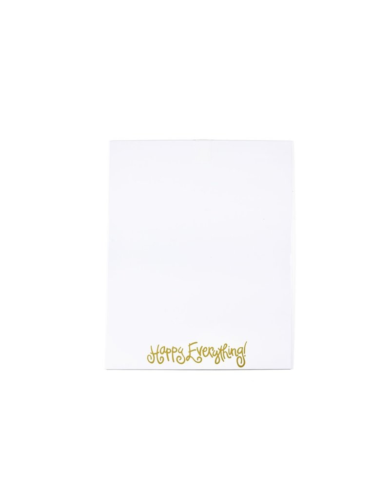 Happy Everything Dry Erase Large Magnetic Message Board