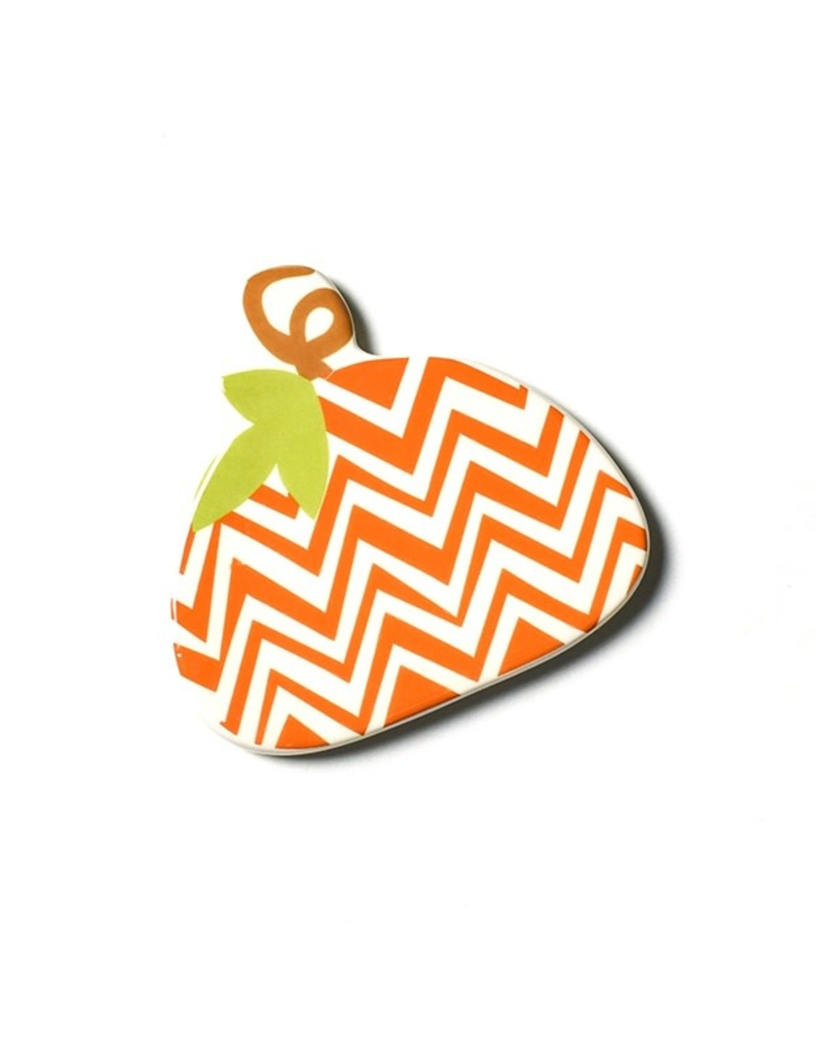 Coton Colors Happy Everything Mini Attachment Chevron Pumpkin
