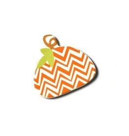 Coton Colors Happy Everything Mini Attachment Chevron Pumpkin