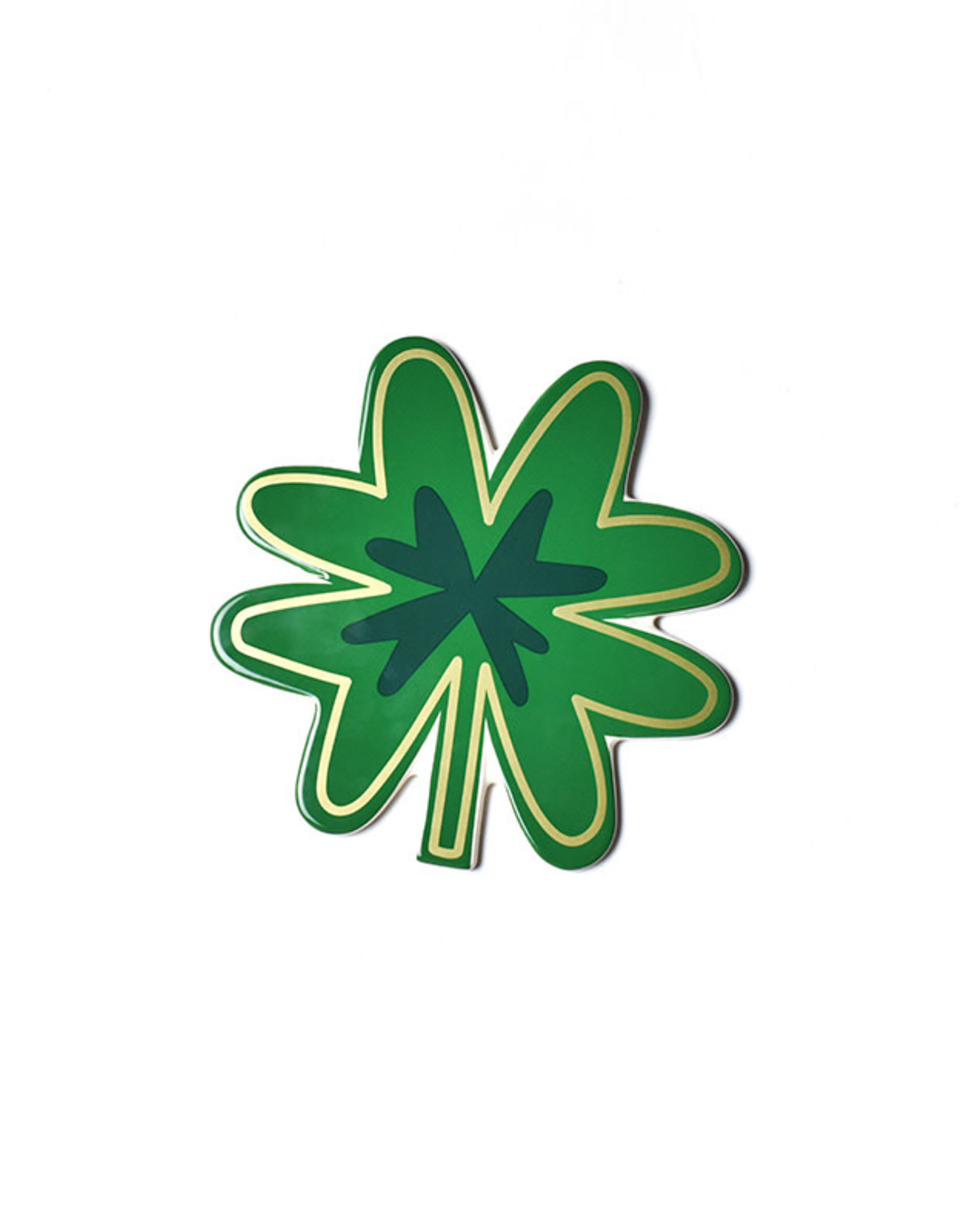 Coton Colors Happy Everything Mini Attachment Four Leaf Clover