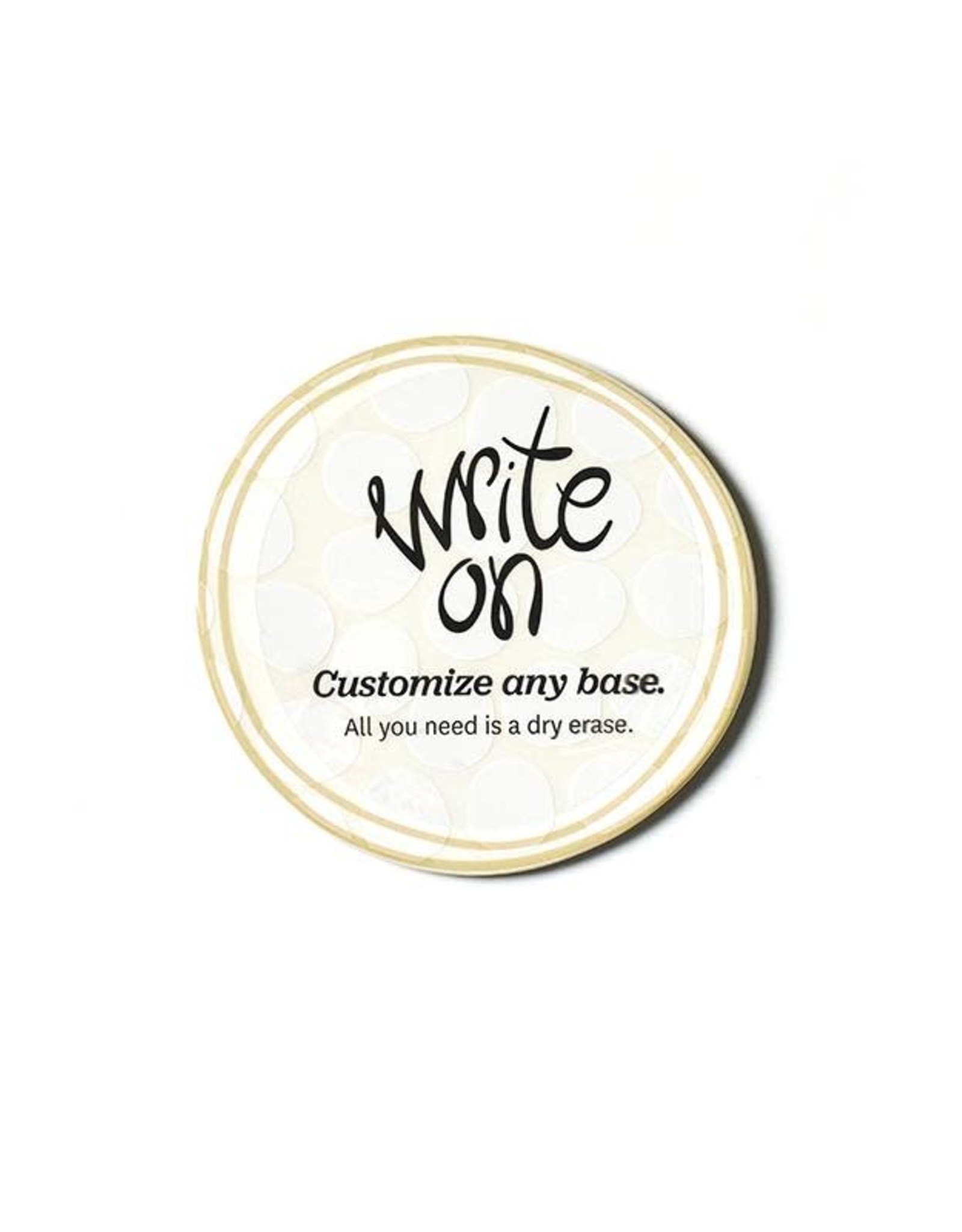 Coton Colors Happy Everything Mini Attachment Write On