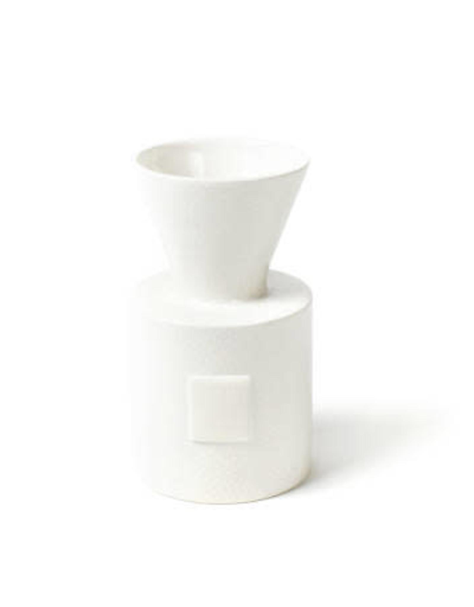 Coton Colors Happy Everything Mini Vase White Sm Dot