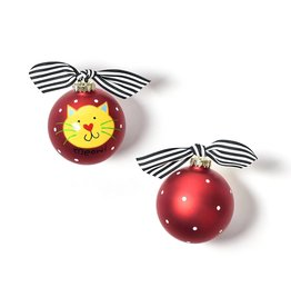 Ornament Cat Meow