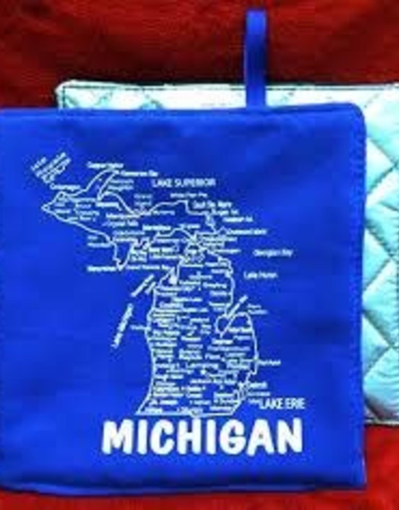 The Professionals Michigan Pot Holder