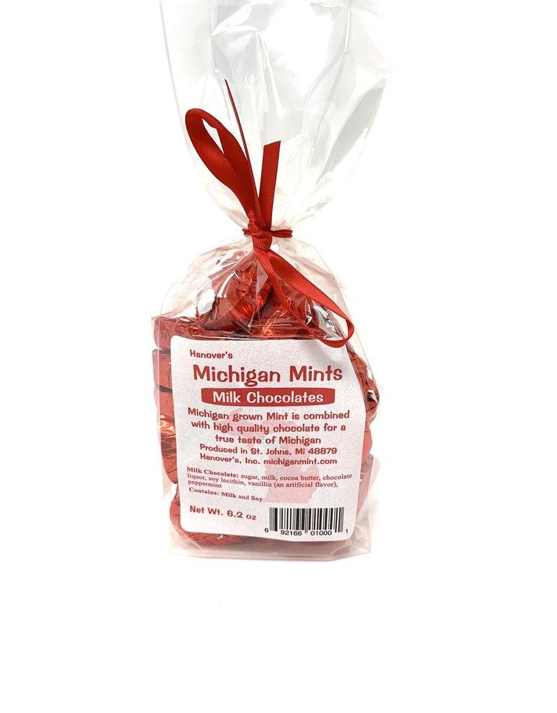 Michigan Mints Milk Chocolate
