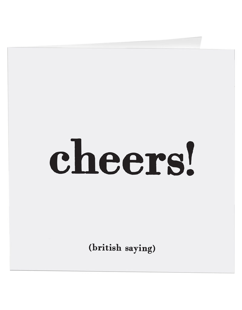 Quotable Card Cheers