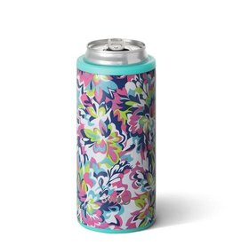 Swig Swig 12oz Skinny Can Cooler Filly Lilly