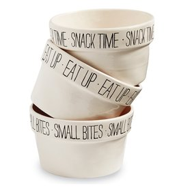 Mud Pie Bistro Ramekin Set