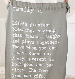 Blanket Family