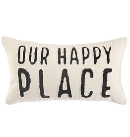 Pillow Our Happy Place
