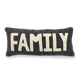 Pillow Family Black