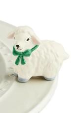 Nora Fleming Nora Fleming Attachment White Lamb