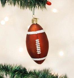 Old World Christmas Ornament Football