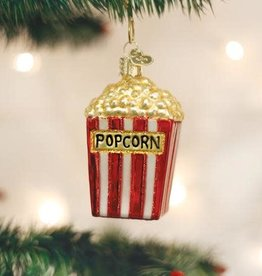 Old World Christmas Ornament Popcorn