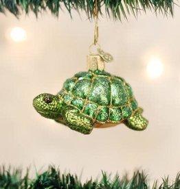 Old World Christmas Ornament Tortoise