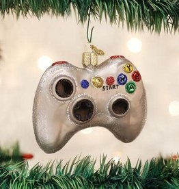 Old World Christmas Ornament Video Game Controller