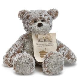 Giving Bear Mini Happy Birthday