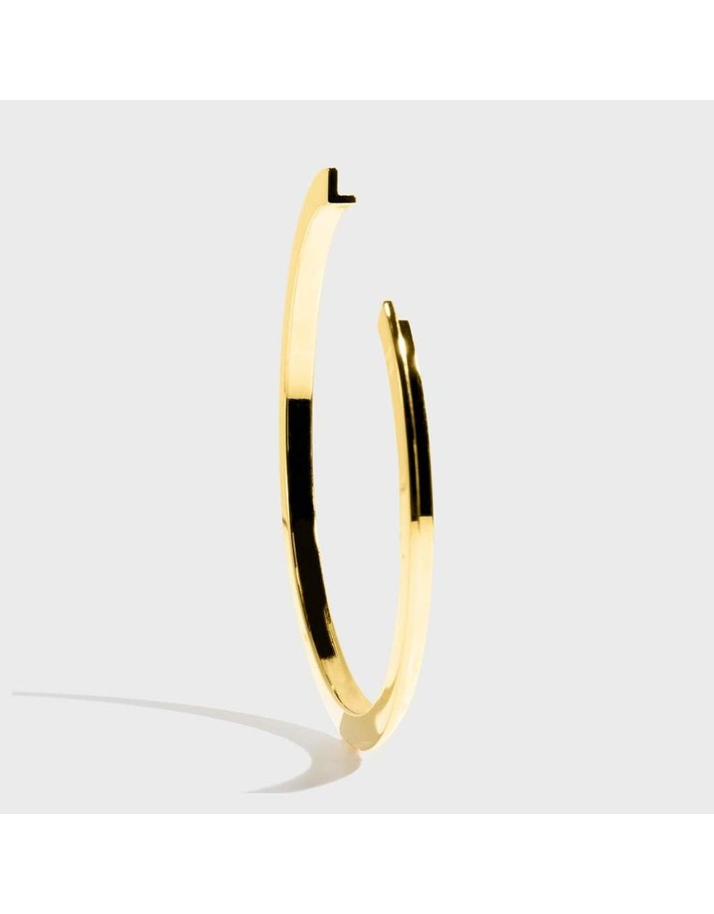 Initial Bracelet - L/Gold