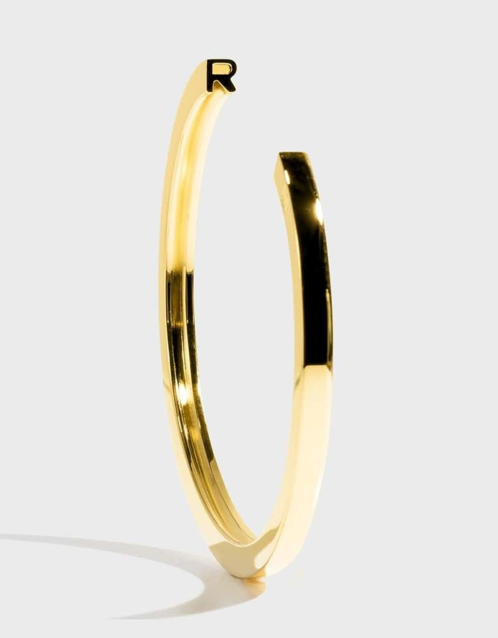 Stella Vale Initial Bracelet - R/Gold