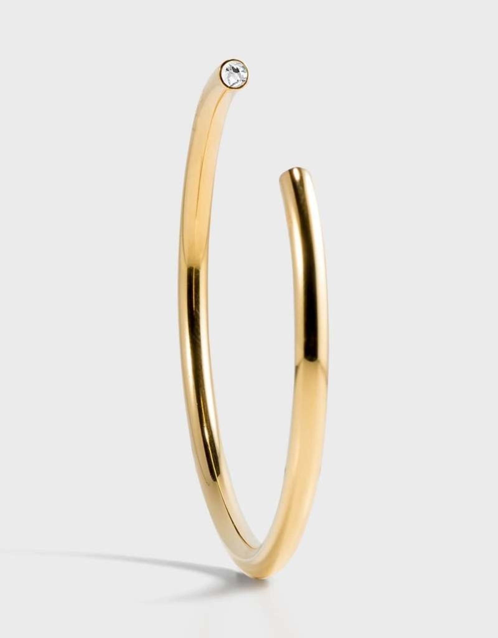 Stella Vale Birthstone Bracelet - April/Gold