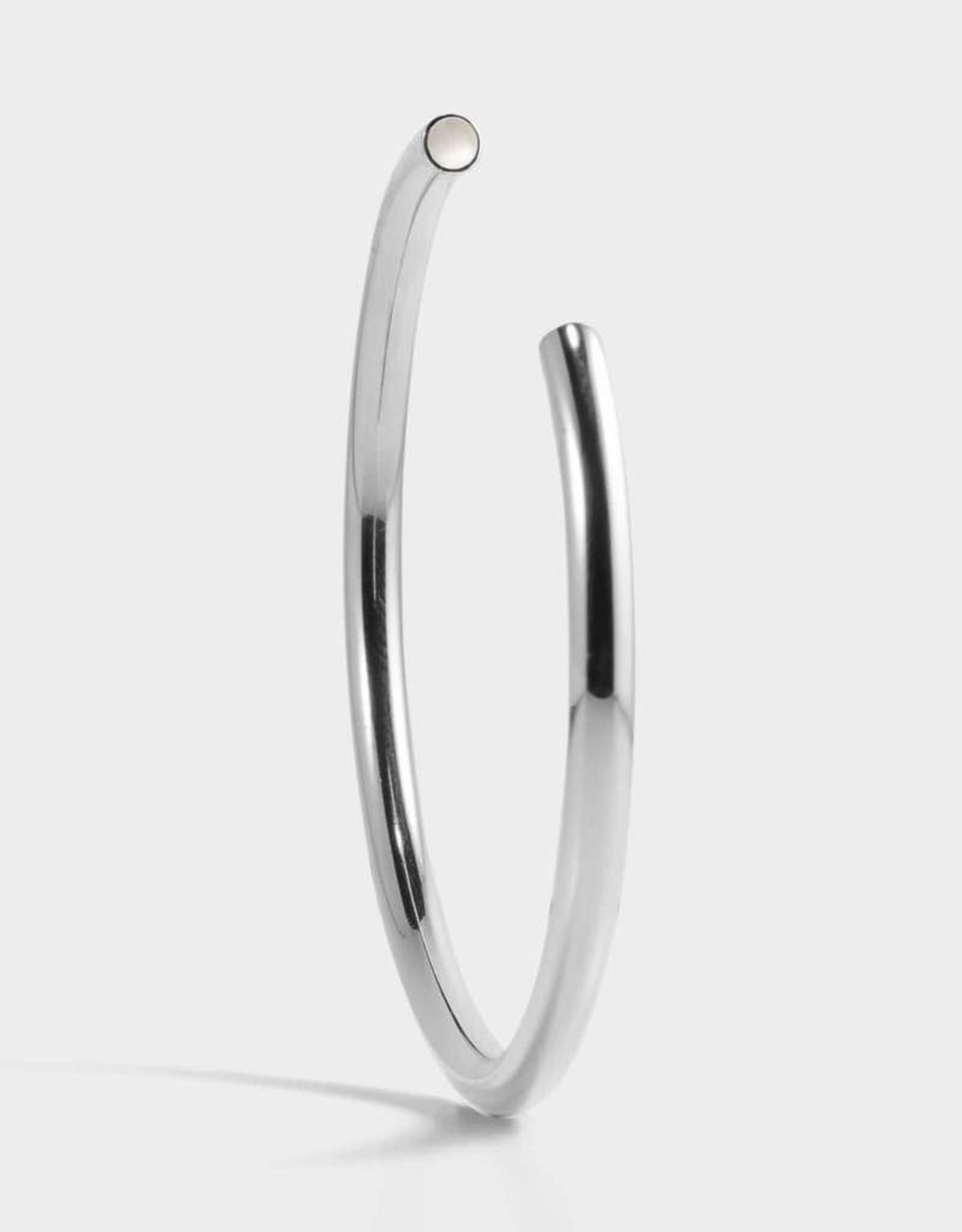 Stella Vale Birthstone Bracelet - June/Silver
