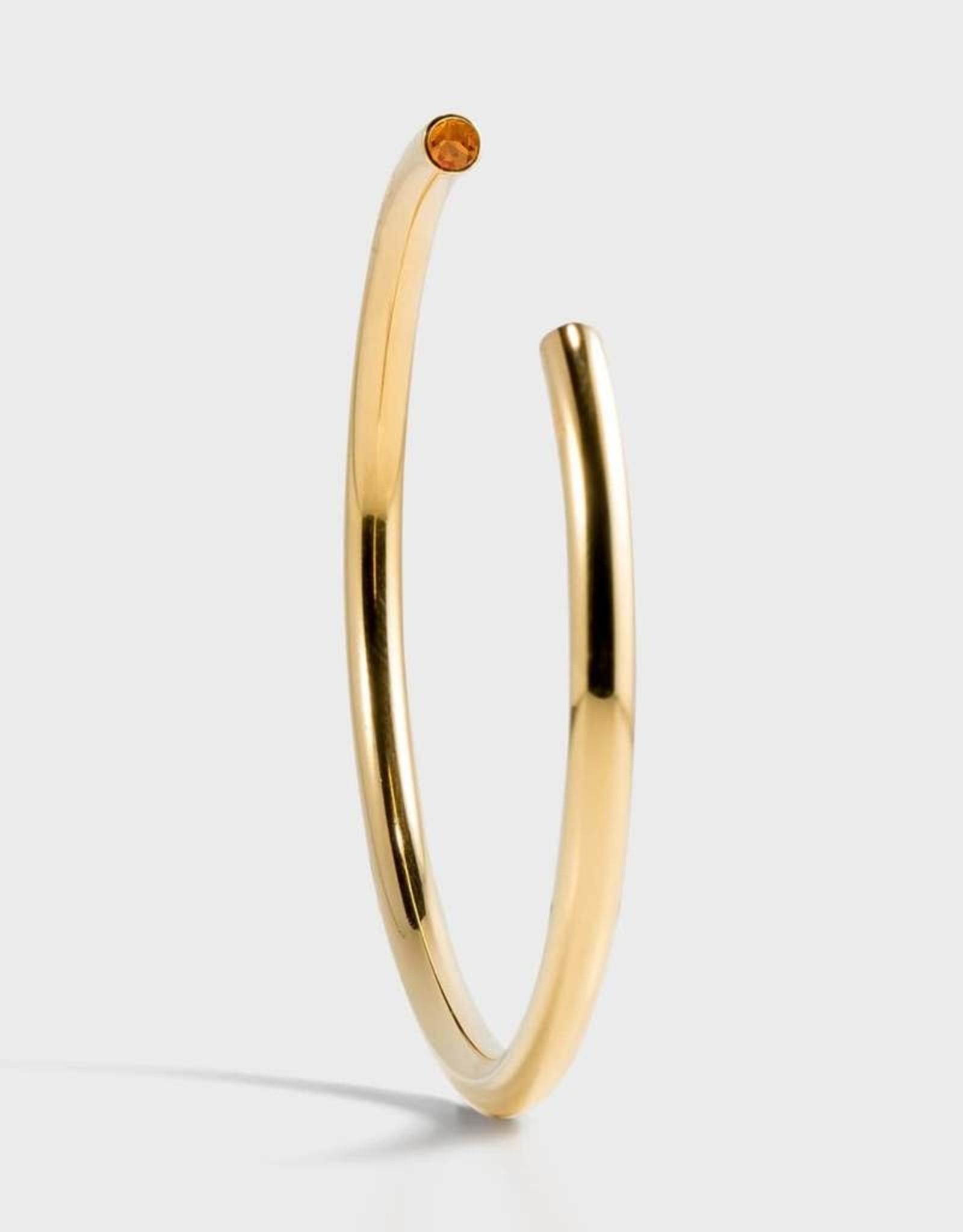 Stella Vale Birthstone Bracelet - November/Gold
