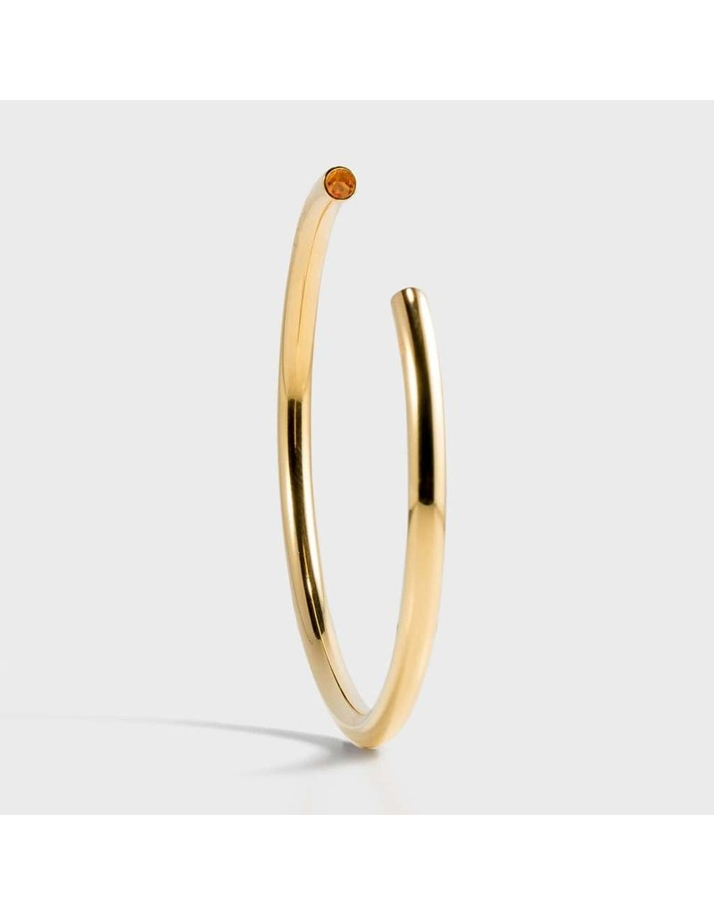 Birthstone Bracelet - November/Gold