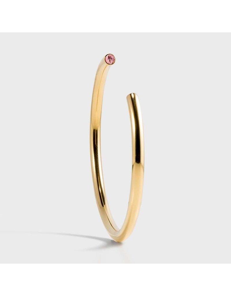 Birthstone Bracelet - October/Gold