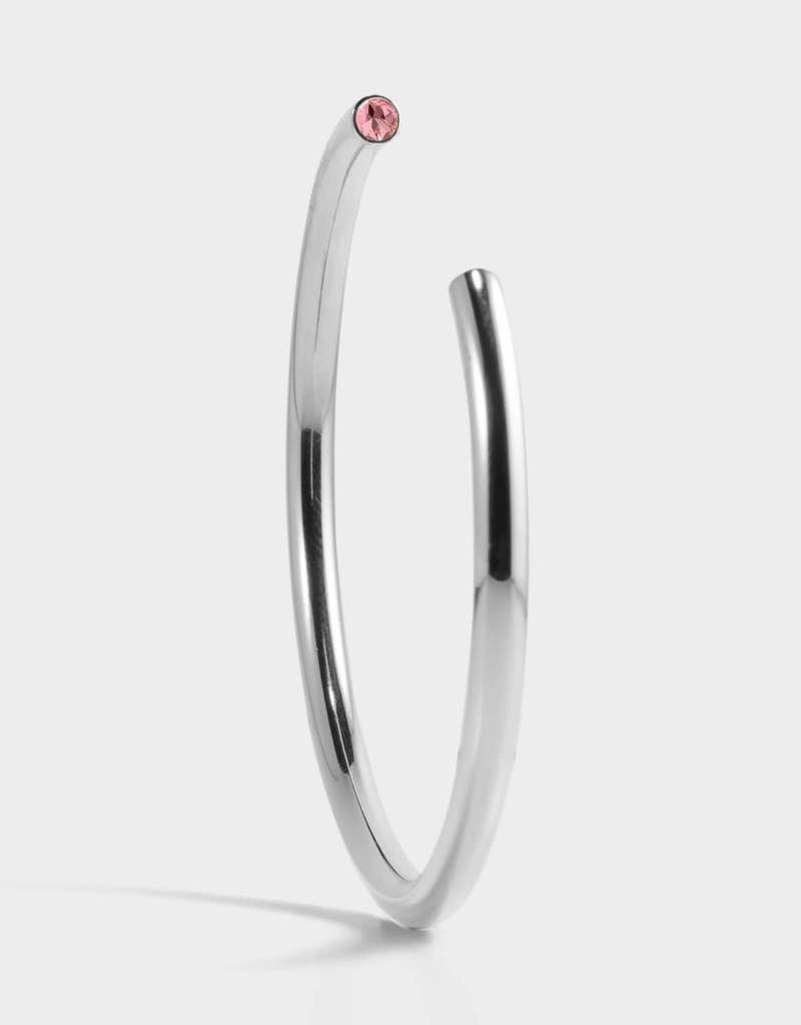 Stella Vale Birthstone Bracelet - October/Silver