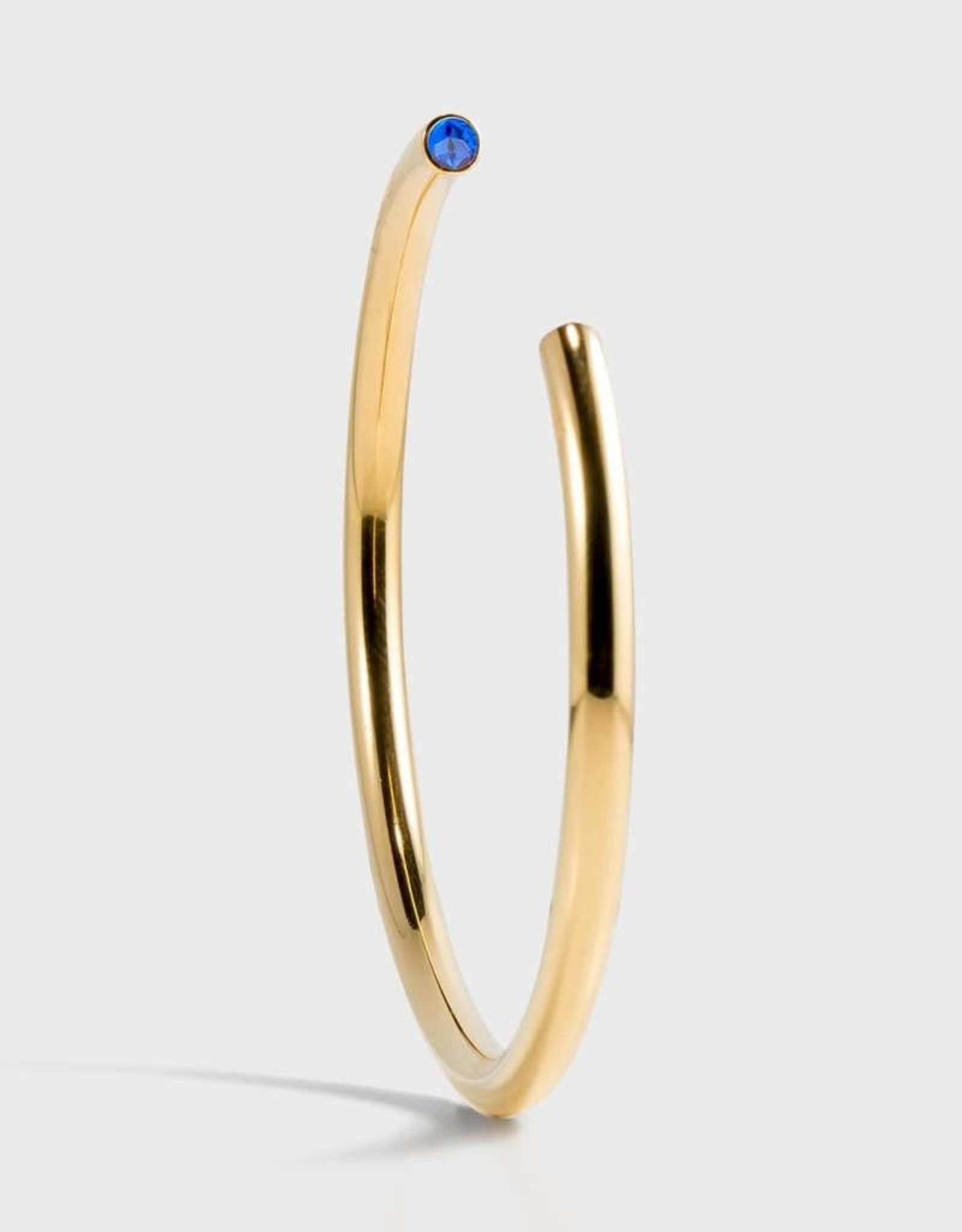 Stella Vale Birthstone Bracelet - September/Gold