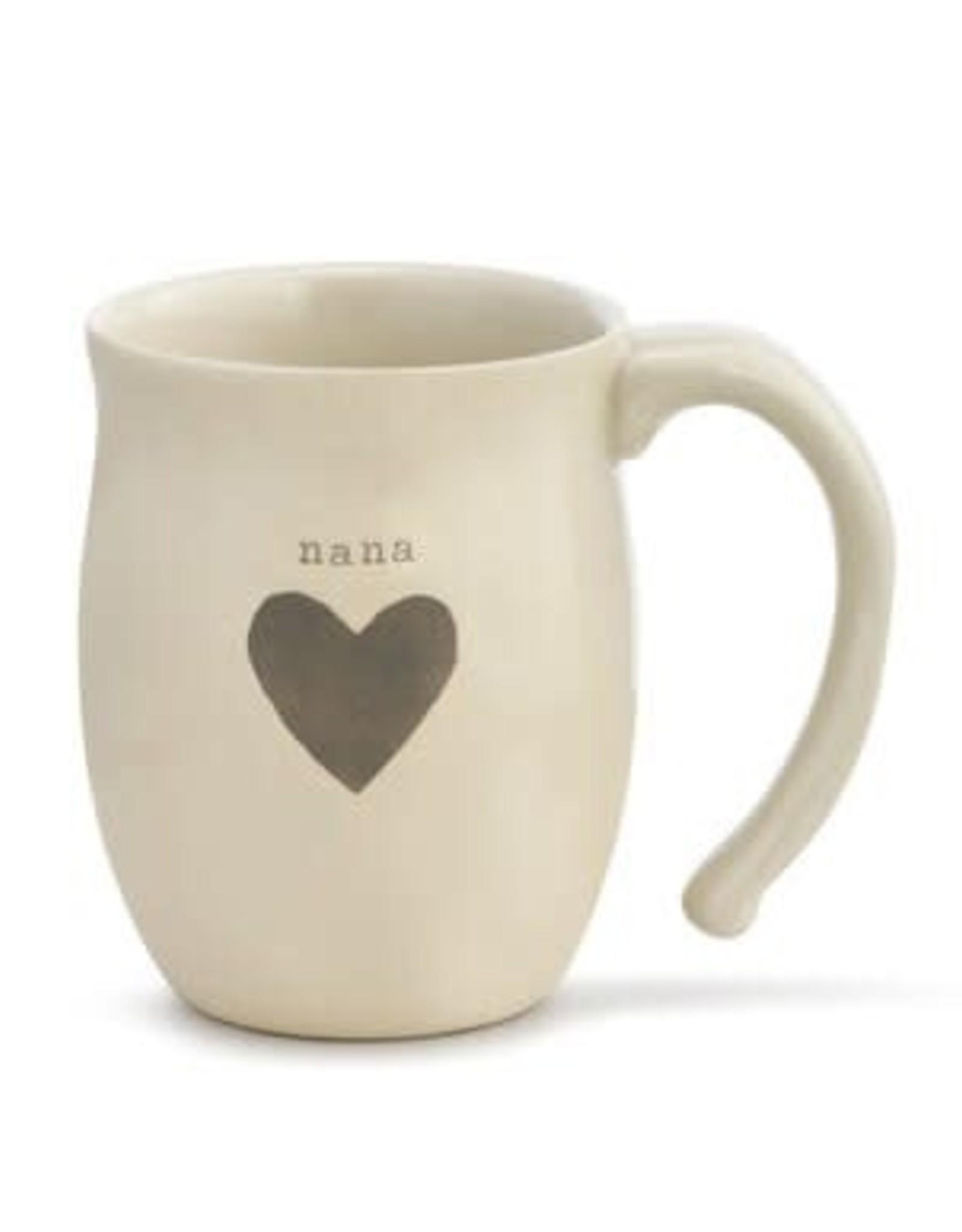 Mug Nana Heart