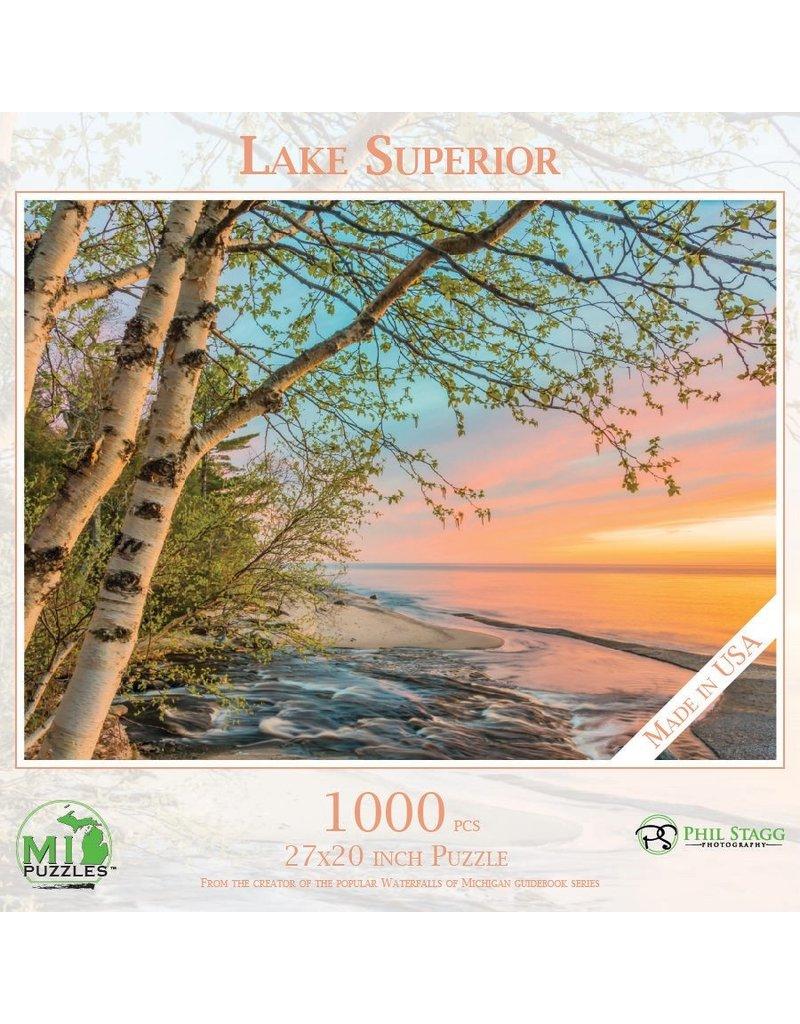 1000 Pc Puzzle Lake Superior