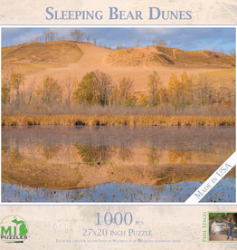 MI Puzzles (Phil Stagg Photography) 1000 Pc Puzzle Sleeping Bear Dunes