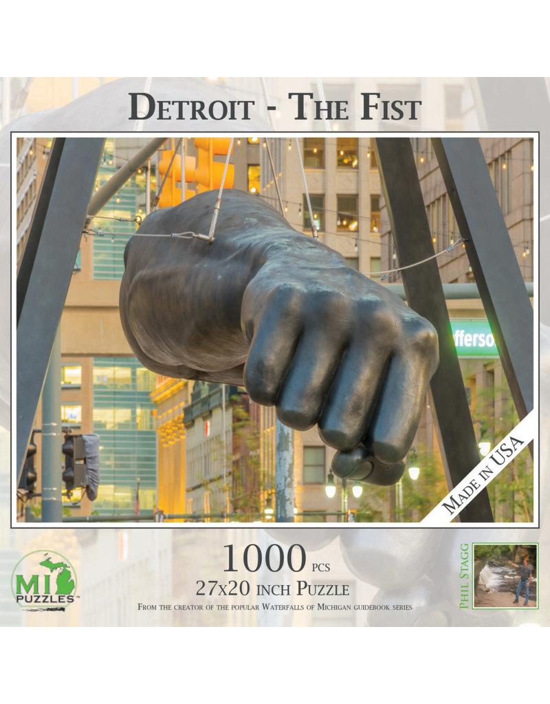 1000 Pc Puzzle The Fist