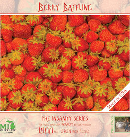 MI Puzzles (Phil Stagg Photography) 1000 Pc Puzzle Berry Baffling