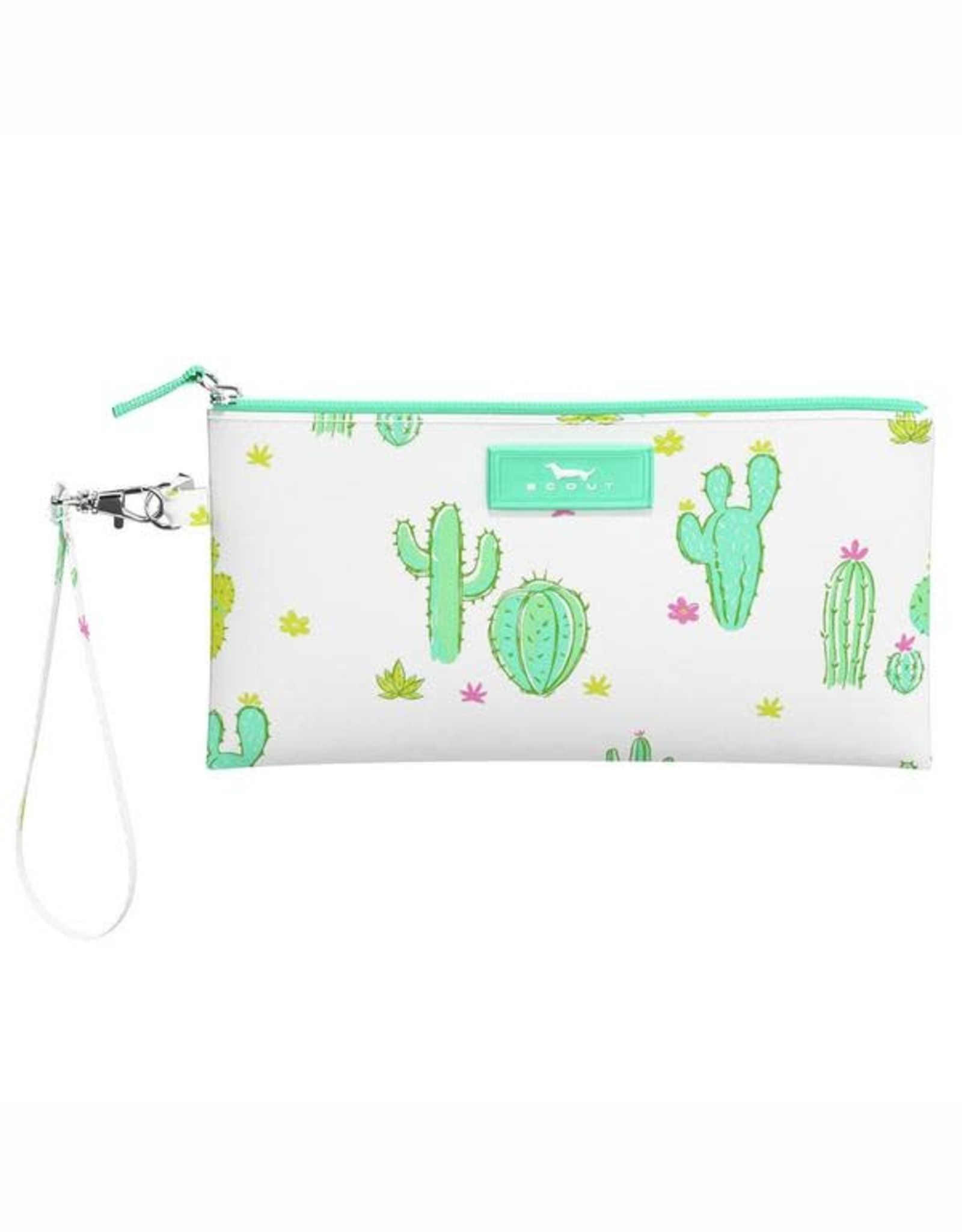 Scout Kate Wristlet Cactus Makes Perfect